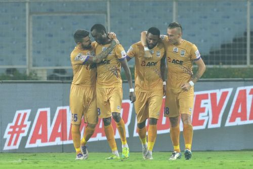 Mumbai booked the ticket for playoffs