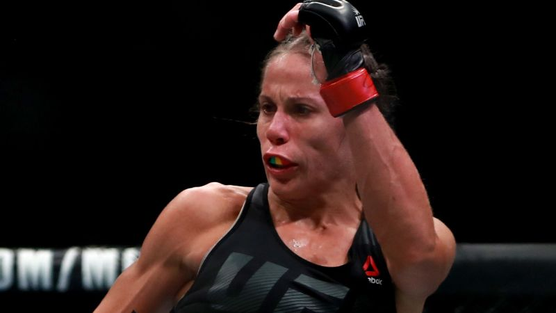 Liz Carmouche: One of the best fighters that no one is talking about