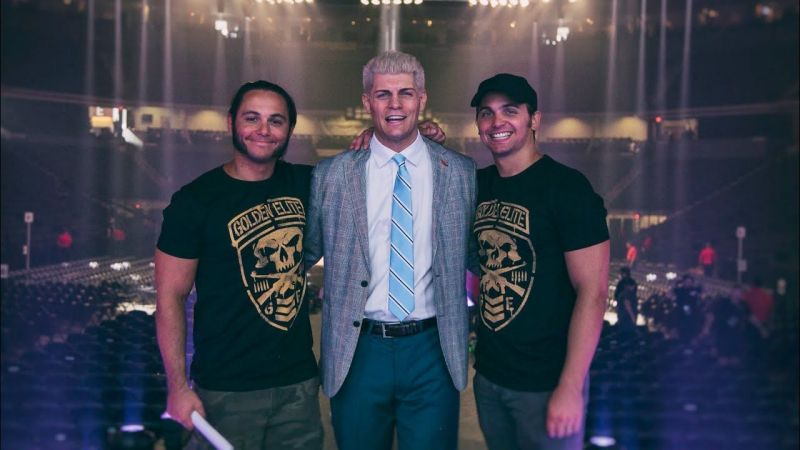 All Elite Wrestling has some impressive talent under contract and more rumoured to be on the way. What dream matches might follow?