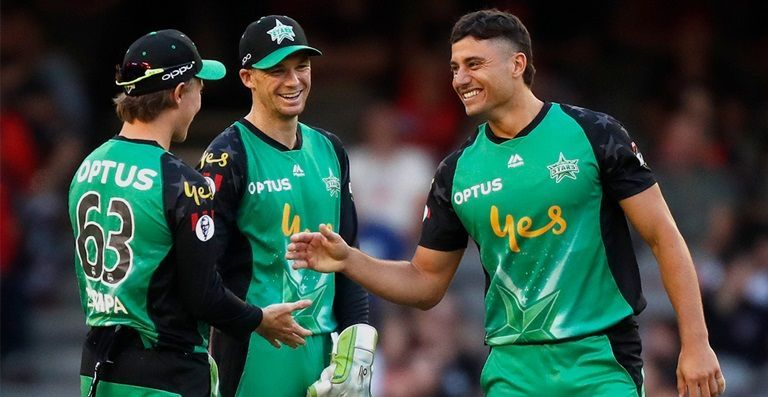 Melbourne Stars won by 5 runs when both the sides met last time