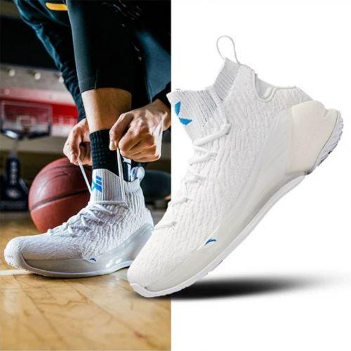 Anta KT 4 (white) Klay Thompson's signature sneaker with Anta