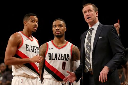 The backcourt of Lillard and McCollum continues to shine