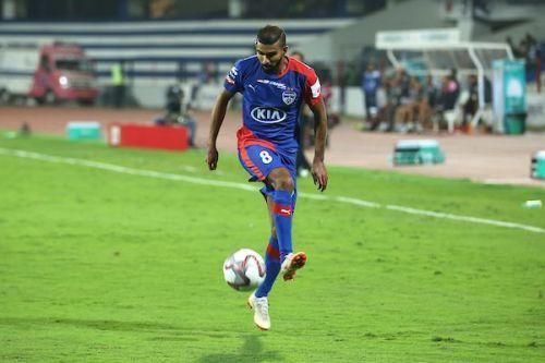 Kean Lewis of Bengaluru FC