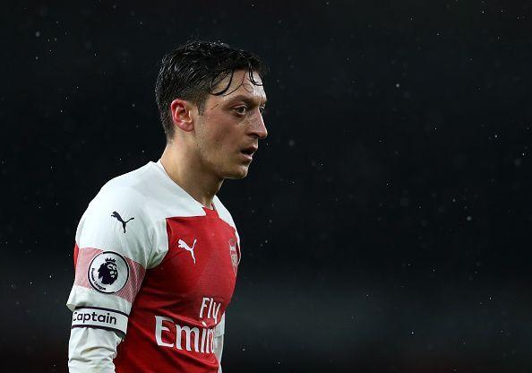 Ozil may leave Arsenal next season