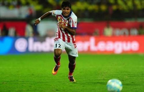 Pritam Kotal has previously played for ATK (Image Courtesy: ISL)