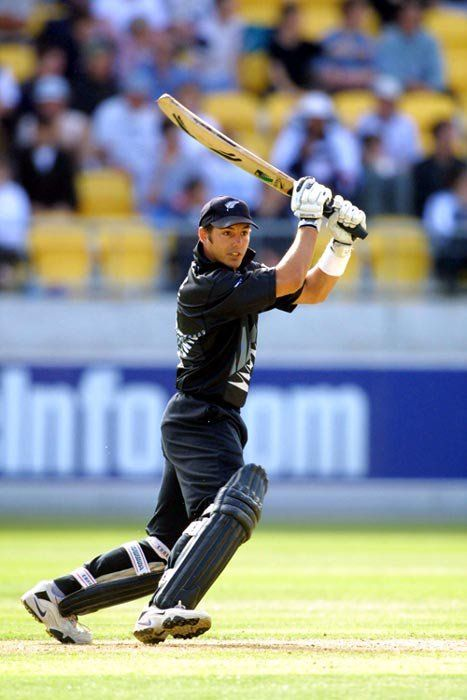 Adam Parore scored 96 runs in 138 balls without any boundary