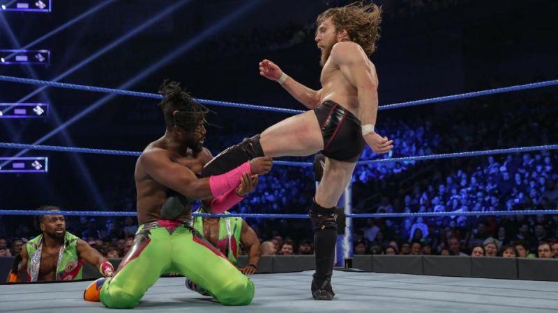 Daniel Bryan vs. Kofi Kingston would be a natural rematch.