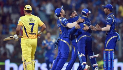 Mumbai is the only team to have more 50% win percentage against CSK in IPL