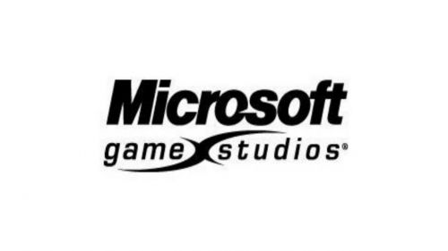 Microsoft's first logo when it launched the gaming division in 2000