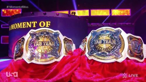 Who will become the first Women's Tag Team Champions?