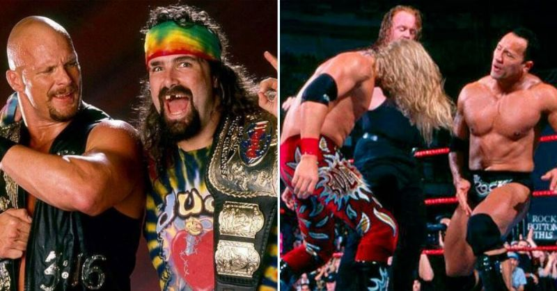 Did you know about these Tag Team Champions?