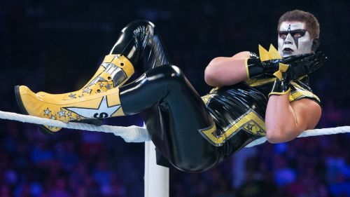 Cody Rhodes was stuck in the Stardust gimmick longer than he wanted to be--but it may not have lasted forever.