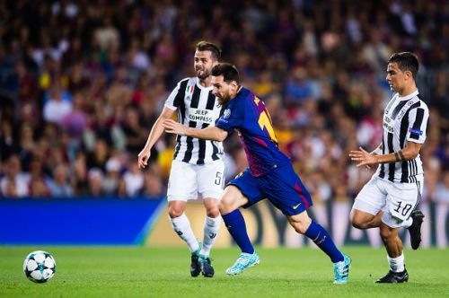 Paratici is of the opinion that only Lionel Messi would be an upgrade to Paulo Dybala