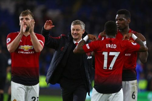 Man United will face PSG in the Champion League on Tuesday