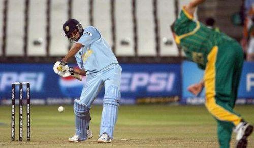 Rohit Sharma in 2007