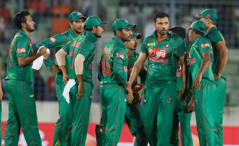 Bangladesh aims to avoid drought in the last ODI.
