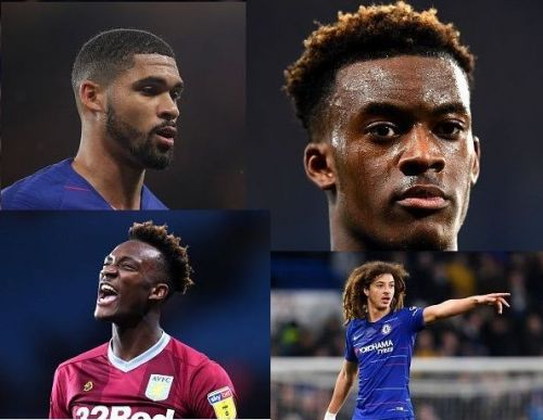 Some of the youngsters could come in the first plan with Chelsea's ban for the next two transfer windows