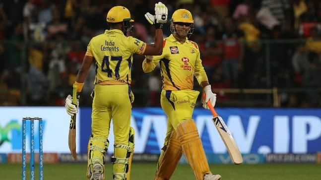 Ms Dhoni S Match Winning Knock Against Rcb Shows That He Still Among The Best In