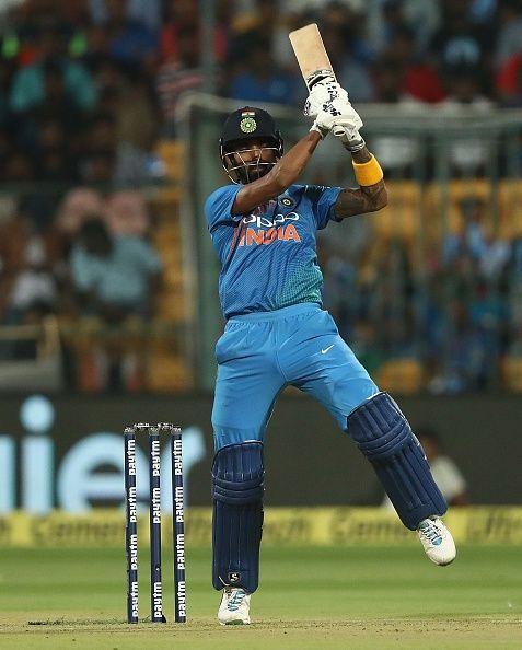 KL Rahul hits his way back into form