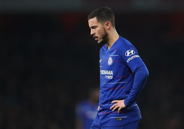 This is not good news for Eden Hazard