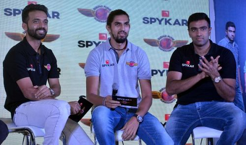 Rahane, Ishant, and Ashwin will lead Mumbai, Delhi, and Tamil Nadu respectively