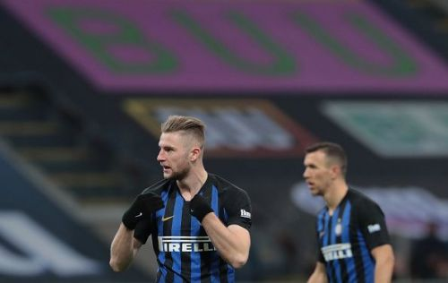 Milan Skriniar is one of the targets for the summer