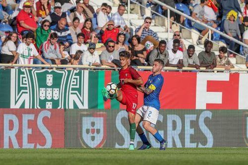 Portugal U21 v Italy U21 - International Friendly (17)