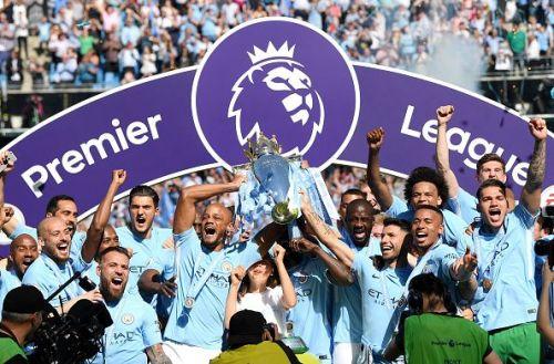 Manchester City were the goal kings last season