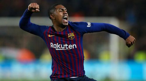 Malcom scored the equaliser