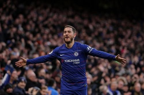 Hazard could be on his way to Real Madrid