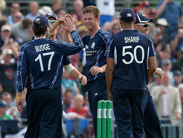 Scotland Cricket Team