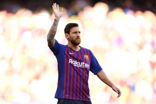 Could Messi be leaving Barcelona soon?