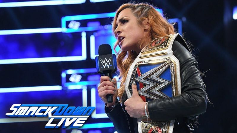 Becky Lynch has become one of the best talkers in the company