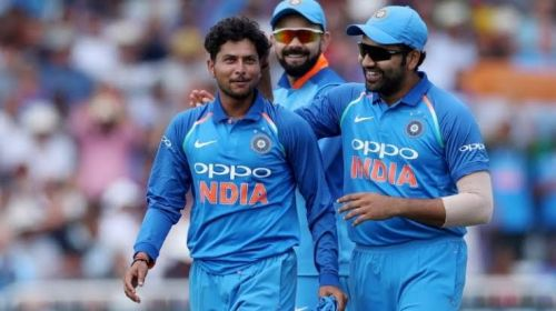 Rohit and Kuldeep are an integral part of the Indian ODI team