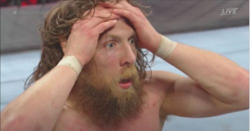 Daniel Bryan was shocked after Kofi Kingston kicked out of his Running Knee.