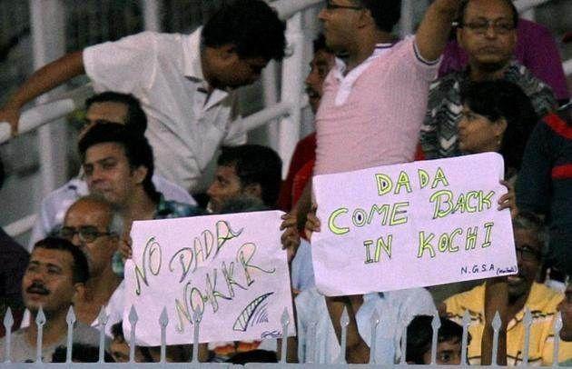 No Dada, No Kolkata Knight Riders!