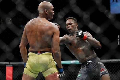 Israel Adesanya introduced The People's Elbow to MMA.