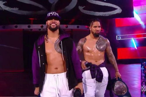 The Usos might leave