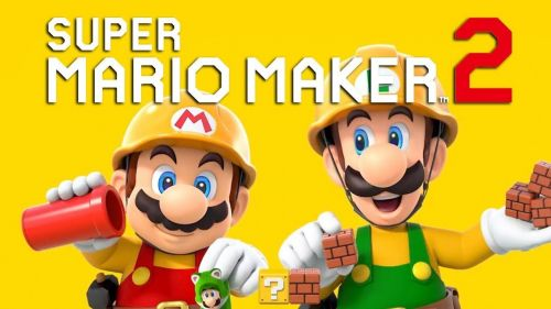 Nintendo bring back Super Mario Maker for the Switch