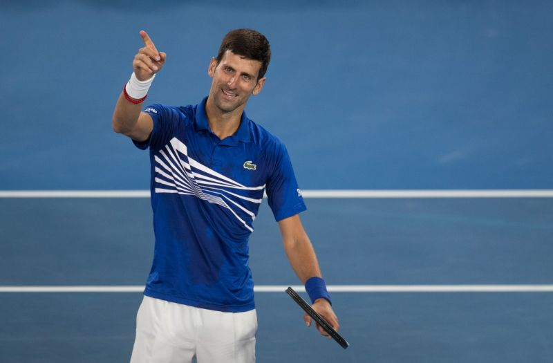 Tennis News Djokovic Leads Atp Rankings