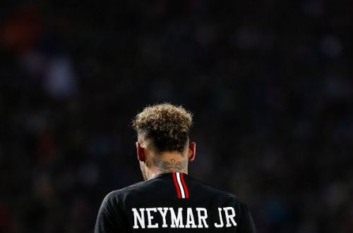 Neymar will miss both legs against Man United