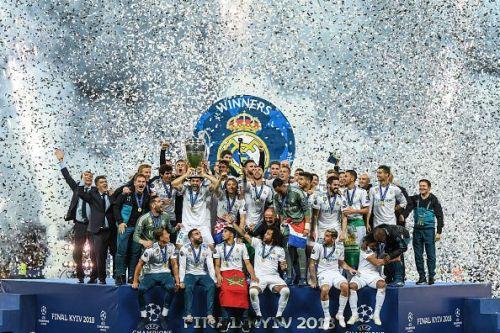 Real Madrid v Liverpool - 2018 UEFA Champions League Final