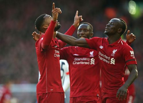 Liverpool return to winning ways after drawing their last two fixtures