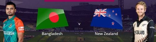 Star Sports and Sky Sports will telecast series in Bangladesh and New Zealand respectively.
