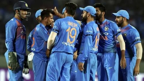India will aim to level the series against the Aussies.