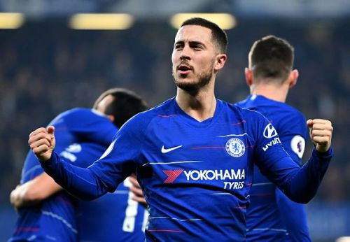 Chelsea beat Tottenham in the London derby