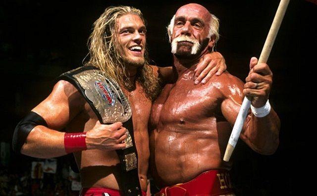 Hogan and Edge