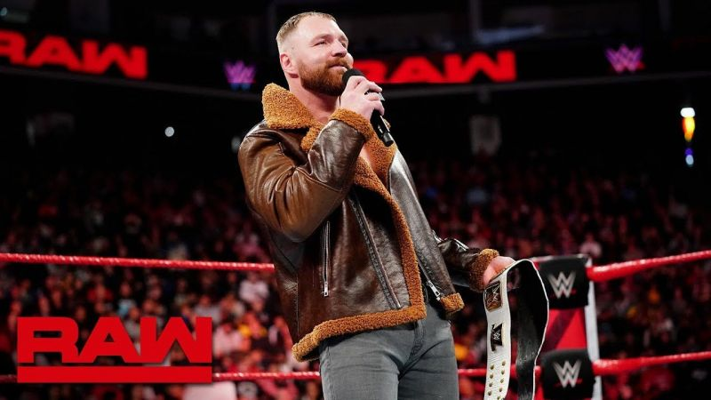 Dean Ambrose would have been the one to dethrone AJ Styles as the WWE Champion