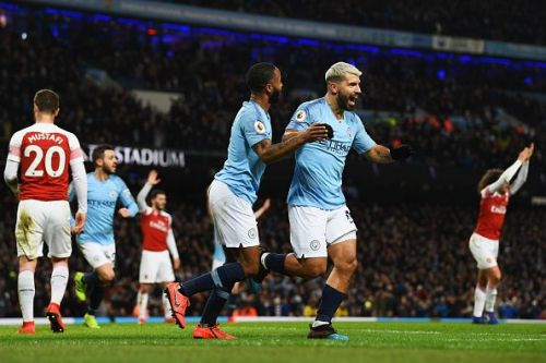 Manchester City was too much for Arsenal