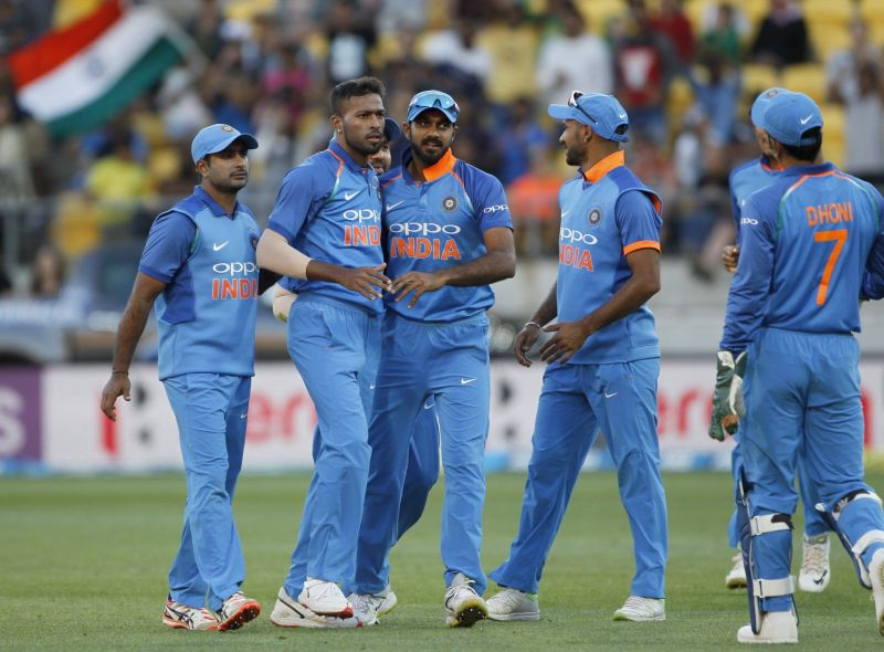 India fought their way back into the T20I series